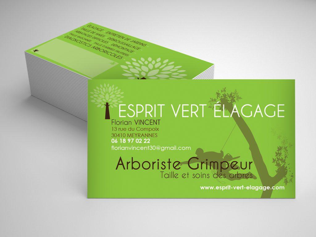 Esprit Vert Elagage